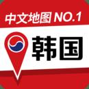韩游网中文地图