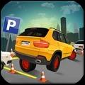 疯狂停车模拟驾驶3D无限金币破解版