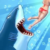 饥饿变种鲨鱼