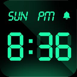 翻页锁屏时钟
