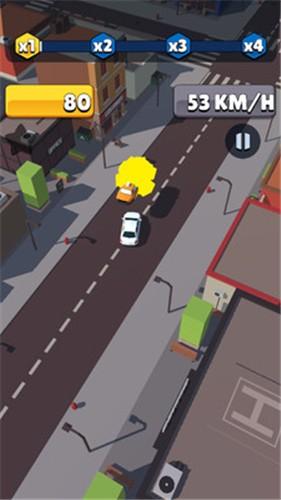 城市汽车碰撞2021