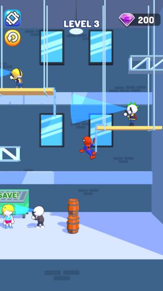 疯狂蜘蛛网2021